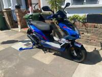 Ajs Firefox 50cc moped