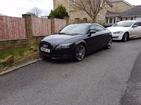 "Audi tt auto fsh 19"" alloys leather"