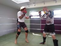 MUAY THAI IN DERBY, STRIKING FOR MMA