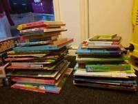 Free box full of children's books