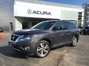 2014 Nissan Pathfinder S | NAVI | DVD | RAILS | TINT | HITCH | P