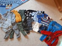 Quality toddler clothing bundle (M&S,Next,Howick). Suitable for 18 months/2 year old