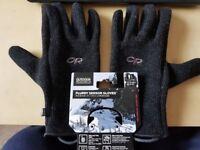 Outdoor Research Flurry Sensor Gloves - Black - LARGE