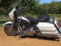 1988 Harley Davidson FLHS Electra Glide sport