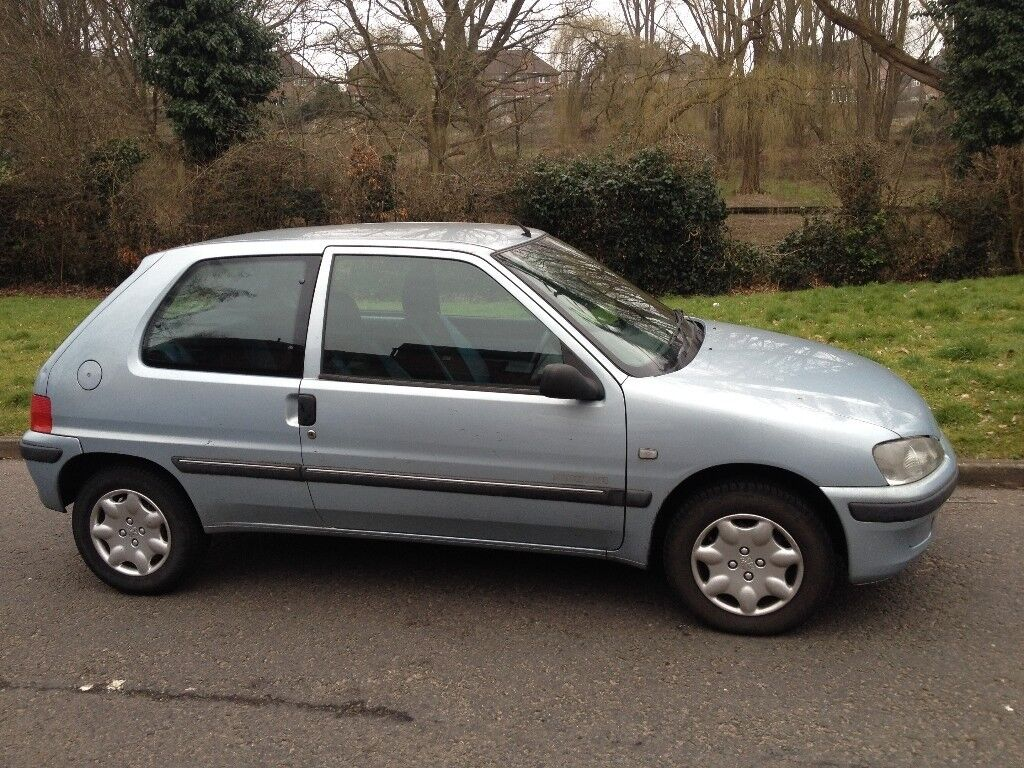 PEUGEOT 106 1.1 INDEPENDENCE 71000 MILES 5 MONTHS MOT 1 FORMER OWNER FROM  NEW CHEAP TO