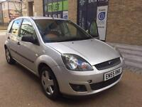 2006 FORD FIESTA 1.2 PETROL AUTOMATIC, MILEAGE 45000 ONLY