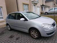 0 Failed MOTs and Very Low Mileage only 33k - VW Polo 1.4 Petrol Silver Automatic