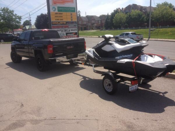 2015 Sea Doo/BRP Spark