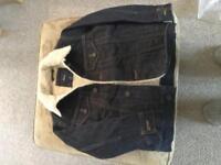 Child's denim jacket