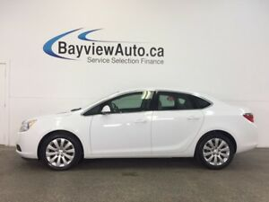 2016 Buick VERANO - 2.4L! ALLOYS! DUAL CLIMATE! ON STAR! CRUISE!