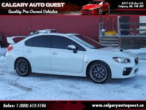 2016 Subaru WRX STi Sport-tech Package AWD/NAVI/B.CAM/6-SPEED