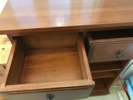 Chest of Drawers, bookcase and coffee table / trunk