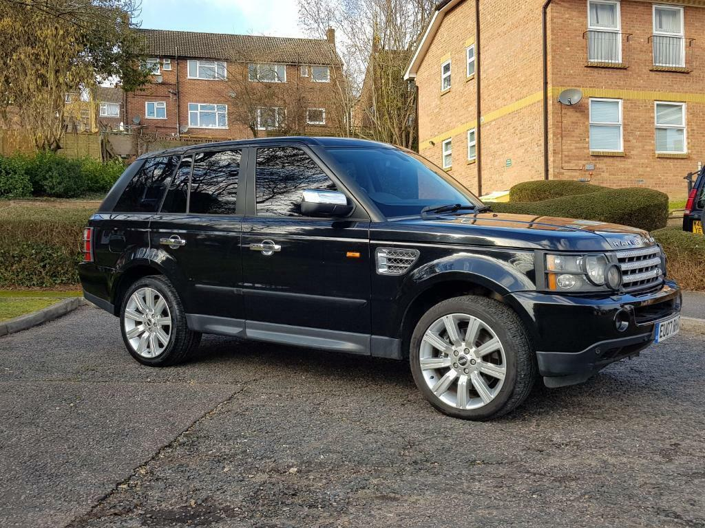 range rover sport 2007 4 2 supercharged in high wycombe buckinghamshire gumtree. Black Bedroom Furniture Sets. Home Design Ideas