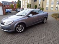 Vauxhall Astra Twin-top Sport 1.6 Hard Top Convertible