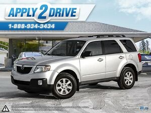 2011 Mazda Tribute  V6 4x4 We Finance L@@K