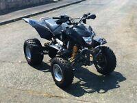 Road Legal Quad bike 2015 Quadzilla 300 L SMC **Bargin