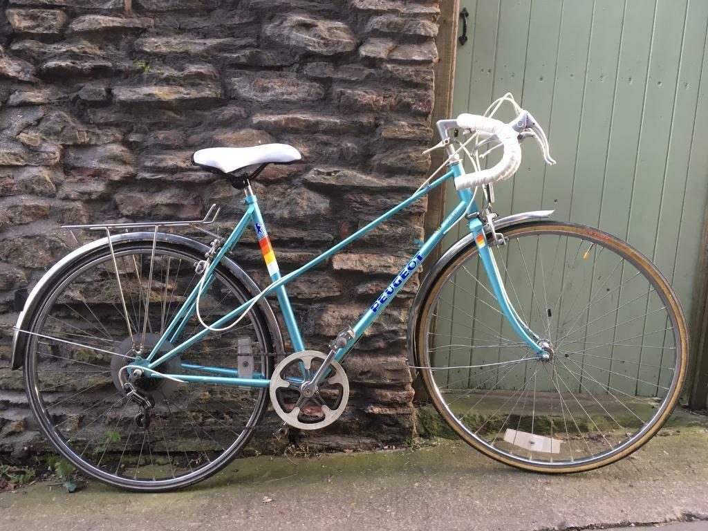 peugeot vintage bike steel frame bicycle | in montpelier, bristol