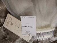 Unused Bridal veil