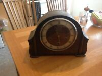 Antique working clock