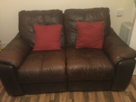 3 and 2 Seaters Reclining Sofa