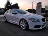 2010 Jaguar XFR 5.0 V8 Supercharged (54k+B&W+RED LEATHER+510BHP)