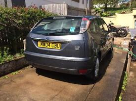 Ford Focus 1.8 Tdi Open to offers. Paignton collection only.