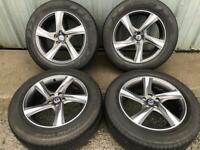 Volvo xc60 r design alloy wheels 18inch