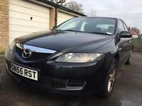 MAZDA 6 TS2 MODEL ** LOW MILEAGE ** JUST SERVICED **