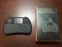 Bluetooth Backlit Mini Keyboard