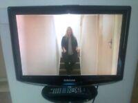 "samsung 19"" lcd hd ready tv"