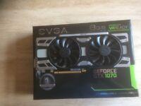 EVGA GTX 1070 SC 8 GB DDR5