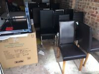 Brand new dinning chairs for sale
