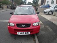 Suzuki Alto GL 1061cc 12 months M.o.T £30 a Year Road Tax Ideal first Car