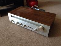 Akai AA-1010 Vintage Hifi Receiver Amplifier With Phono