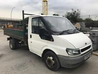 Ford transit Tipper for sale in london