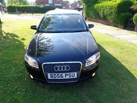 2007 Audi A4 2.0 TDI SE 4dr [170 BHP+NEW MOT+CAM BELT+WARRANTY]