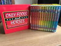 Only Fools and Horses complete DVD set in excellent condition