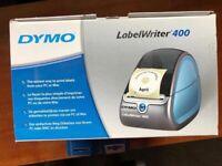 Dymo address label printer