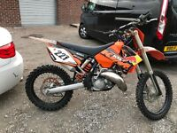Ktm 125 Tyler rattery edition