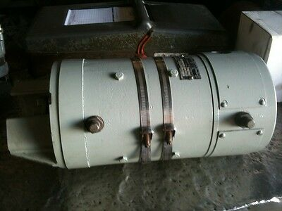 Hyster 361958 Yc-8-2304-yc Remanufactured Electric Forklift Motor.