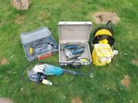 110v power tools
