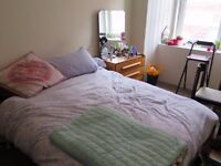 FESTIVAL LET Bright and Spacious double room in centre