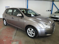 2007 (57) Kia Ceed 1.4 SR 5dr Hatchback - Special Edition