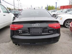 2013 Audi A4 2.0T | AWD | LEATHER | ROOF | ONE OWNER London Ontario image 5