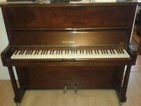 Welmar by Blüthner Piano / upright / vintage