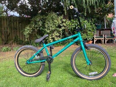 Haro boulevard, BMX bike, Green, 20 inch, fantastic condition.