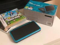Nintendo 2DS XL + Games