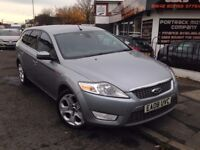 2008 FORD MONDEO 2.2 TDCI TITANIUM X 5DR ESTATE WOW EXTREME VALUE FOR MONEY LOOK AT SPEC
