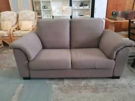 Ikea sofa brown available