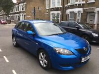 2005 Mazda 3 Good Condition 1 Owner with history and mot